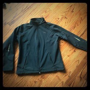 Under Armour Nice Zip Up Jacket Sz M